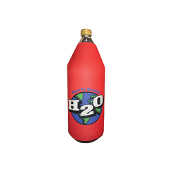 JIT26FC - Premium Full Color Dye Sublimation Foam 40oz Bottle Insulator