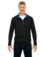 Men's Black Performance 1/4 Zip