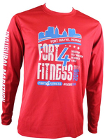 2016 - Marathon Red Long Sleeve