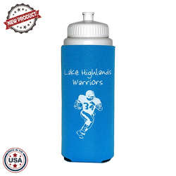 JIT07 - Premium 32oz Foam Insulated Sports Squirt Bottle