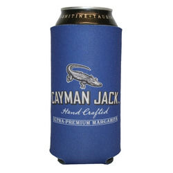 JIT17FC - Premium Full Color Dye Sublimation Collapsible Foam 16oz Tall Boy / Energy Drink Can Insulator