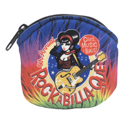 "JIT76FC - 4.25"" Diameter Premium Foam Full Color Dye Sublimation Coin Purse"
