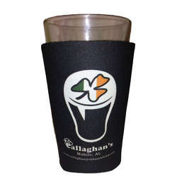 JIT32FC - Premium Full Color Dye Sublimation Foam Pint Glass Insulator