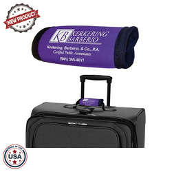 JIT22 - Premium Foam Padded Mini Luggage Hand Grip