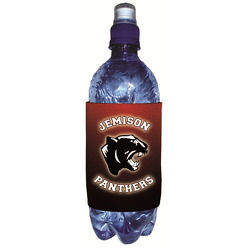 JIT13FC - Premium Full Color Dye Sublimation Collapsible Foam Can or Bottle Sleeve Insulator