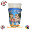 JIT33FC - Premium Full Color Dye Sublimation Foam Pint Glass Sleeve Insulator