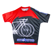 Custom Bicycle Jersey - 2017