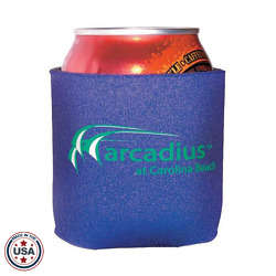JIT14 - Premium Collapsible Foam 8oz Mini Can Insulator