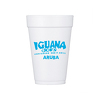 JIT153- 16oz White Styrofoam Insulated Hot or Cold Foam Cup