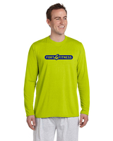 Men's Performance Long Sleeve - Yellow