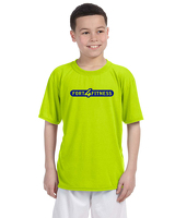 Youth Performance Short Sleeve - Yellow