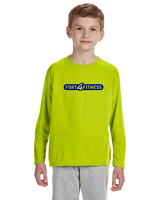 Youth Performance Long Sleeve - Yellow