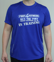 Men's Training Shirt - Short Sleeve