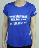 Ladies Training Shirt - Short Sleeve