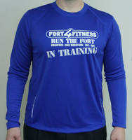 Mens Training Shirt - Long Sleeve