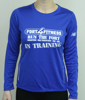 Ladies Training Shirt - Long Sleeve