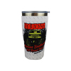JIT103FC - Premium Full Color Dye Sublimation Collapsible Foam 30oz to 32oz Stainless Steel Tumbler Insulator