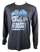 2016 - Half Marathon Black Long Sleeve