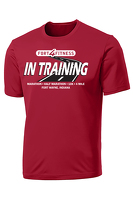 2019 Youth In Training Performance Short Sleeve