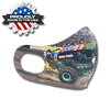 JIT807FC - Full Color Dye Sublimation Youth Face Mask Multi-Ply