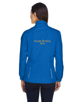 Class Royale - Ladies Lightweight Jacket with Name
